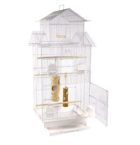Liberta Jintu Cage Pour Oiseaux - pinsons et les perruches canaris