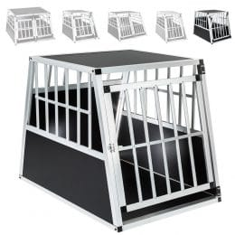 Tectake cage pour chien