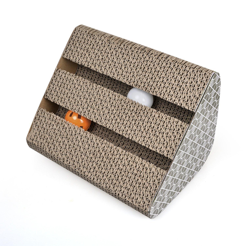 griffoir pour chat de marque myguru avec air de jeux. Black Bedroom Furniture Sets. Home Design Ideas