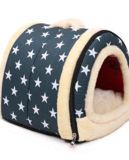 Maison d'intérieur pour chien et chat