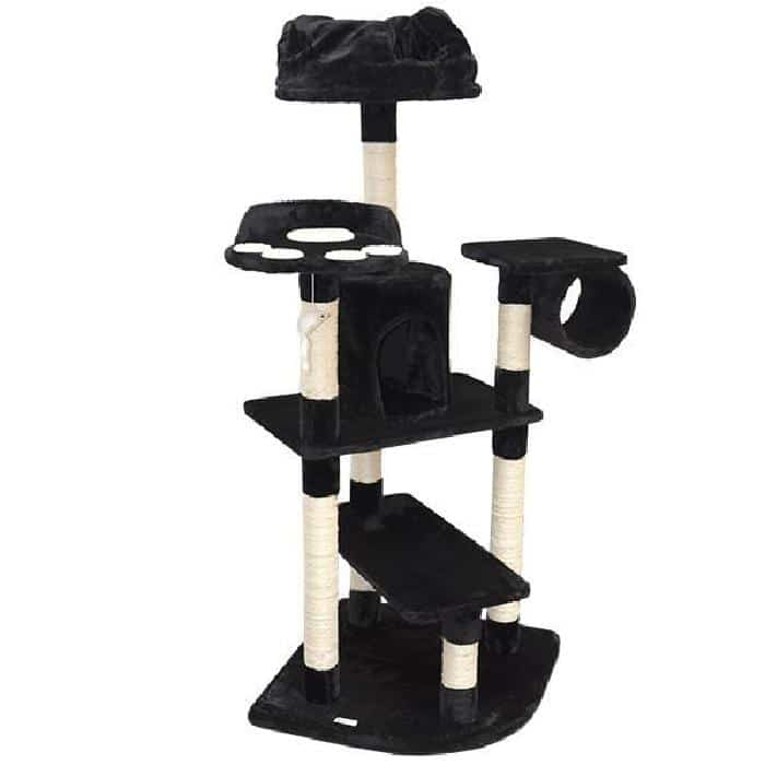 chat-arbre-hans-noir-155-cm-arbre-sisal-colonne
